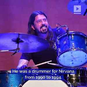 Happy Birthday, Dave Grohl! [Video]