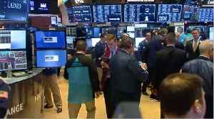 Wall Street Down On Citi Troubles [Video]