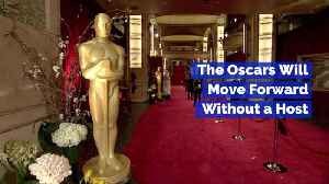 And The Oscars Host Is...Nobody [Video]