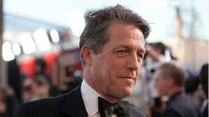 Hugh Grant Announces Stolen Script [Video]