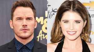Chris Pratt and Katherine Schwarzenegger Engaged After Just 7 Months of Dating [Video]
