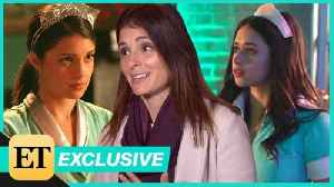 Roswell, New Mexico: Here's What Shiri Appleby Really Thinks About the New CW Reboot! (Exclusive) [Video]
