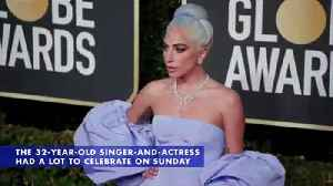 Lady Gaga Leaves Critics' Choice Awards Early for Her Dying Horse [Video]