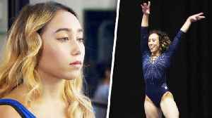 News video: How UCLA Gymnast Who Scored Perfect 10 Nearly Quit