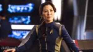 Michelle Yeoh Tapped by CBS All Access for 'Star Trek' Spinoff | THR News [Video]