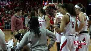 Huskers WBB lose to Rutgers 62-56 [Video]