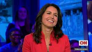 Dem Rep. Tulsi Gabbard Announces 2020 POTUS Run [Video]