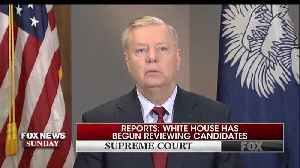 Graham 'hell bent' on filling next Supreme Court vacancy with conservative [Video]