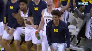 No. 2 Michigan now 17-0 after 80-60 win over Northwestern [Video]