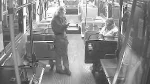 Bus driver becomes passenger's guardian angel [Video]