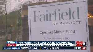 Kern Back In Business new hotel jobs opening [Video]