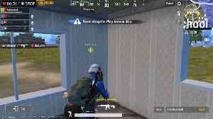 Pubg Mobile Game Super Hero 1 Player in Team Till Chicken Winner End With AKM [Video]