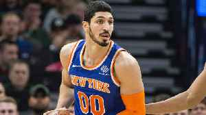 Knicks Player Enes Kanter Risks Everything to Stand Up to The Turkish Government [Video]
