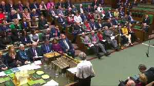 """Give deal a """"second look"""", British PM May urges parliament [Video]"""