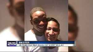 28-year-old man killed by stray bullet in Inkster [Video]