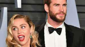 Miley Cyrus & Liam Hemsworth NOT HAPPY Over LEAKED Wedding Photos! [Video]