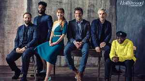 THR's Full Uncensored Director Roundtable with Bradley Cooper, Spike Lee, Alfonso Cuaron [Video]