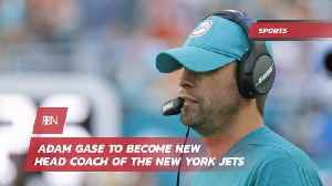 Coach Adam Gase Will Lead The Jets [Video]