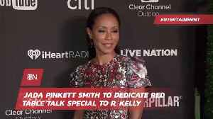 Jada Pinkett Smith Is Taking Straight Aim At R Kelly On Her FB Show [Video]