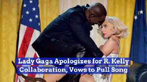 Lady Gaga Embarrassed She Worked With R Kelly And No More [Video]