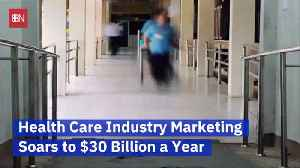 The Healthcare Industry And Pharma Spend 30 Billion A year On Marketing [Video]