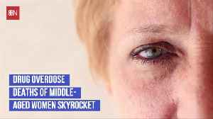 Middle Aged Women Are Overdosing At Record Rates: Why [Video]