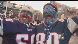 Fans Rejoice As Patriots Heading To Eighth Straight AFC Title Game [Video]