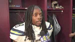 Chargers Post-Game Interview: Melvin Gordon [Video]