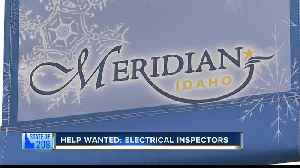 State of 208: Help wanted in the city of Meridian [Video]