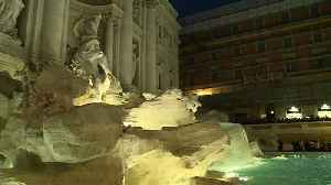 Cashing in on Trevi: Rome row over what to do with the coins in Trevi Fountain [Video]