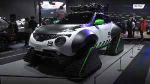 Some of the world's most exclusive car models unveiled at Tokyo Auto Salon [Video]