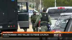 63-Year-Old Pastor Shot And Robbed As He Opened Church Doors In Jackson [Video]
