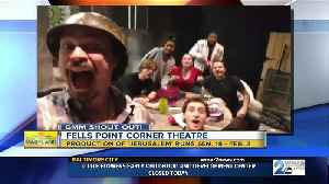 Good morning from Fells Point Corner Theatre! [Video]