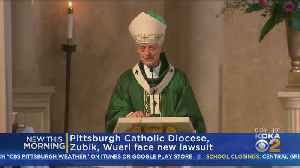 Another Lawsuit Filed Against Catholic Church [Video]