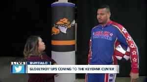 Harlem Globetrotters coming to Keybank Center [Video]