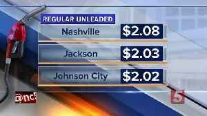 Gas prices back on the rise in Tennessee [Video]