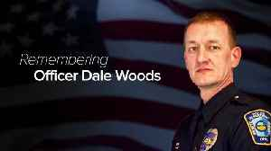 Public memorial service for Colerain Officer Dale Woods today at Cintas Center [Video]