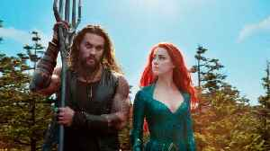 News video: 'Aquaman' Passes $1 Billion