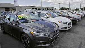 News video: Automakers Have Almost 4 Million Cars To Sell