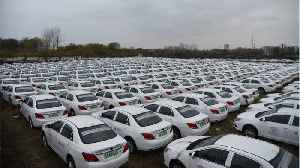 China Car Market Has First Slip Since The 1990's [Video]