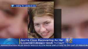 First Court Appearance For Man Charged With Kidnapping Jayme Closs [Video]