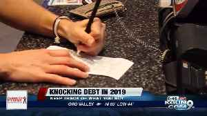 Knocking out debt at the start of the new year [Video]