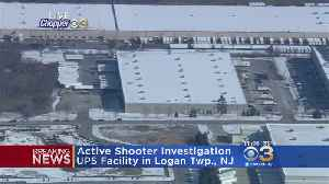 BREAKING NEWS: Shots Fired, 2 Hostages Taken At UPS Facility In Logan Township [Video]