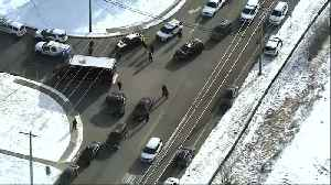 News video: Police respond to active shooting at UPS facility