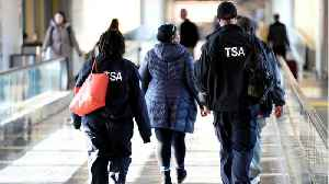 News video: Houston Airport Has Shut Down The TSA Checkpoints In One Of Its Terminals