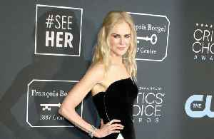 News video: Nicole Kidman 'mortified' by Rami Malek snub