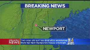 NH Toddler Found Dead Outside Home In Freezing Cold [Video]