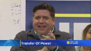 Pritzker To Take Oath As Governor [Video]