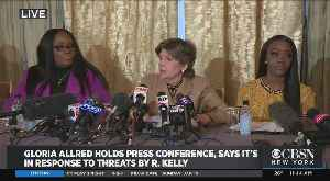 CBSN New York: Press Conference In Response To Alleged Threats By R. Kelly [Video]