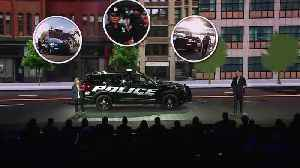 News video: Ford unveils Mustang Shelby GT500, Explorer trim models at North American International Auto Show